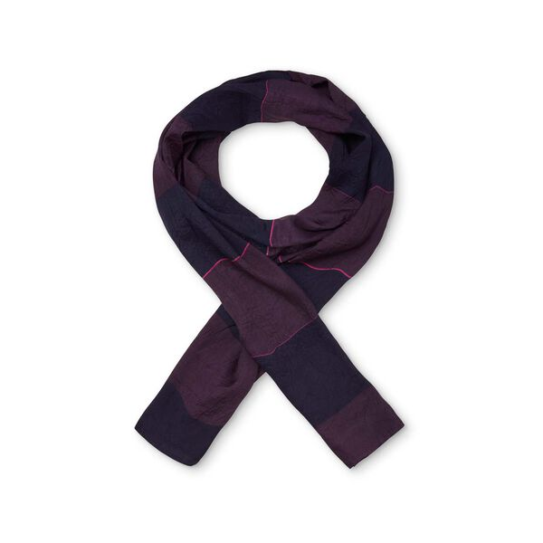 ALONG SCARF, PLUM, hi-res
