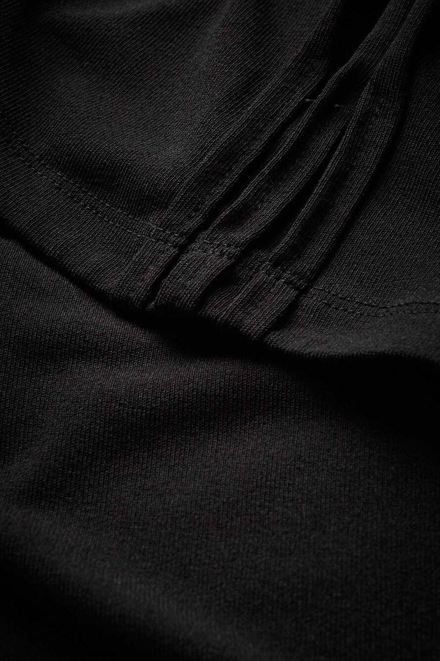 PATTI JERSEY BYXOR, Black, hi-res
