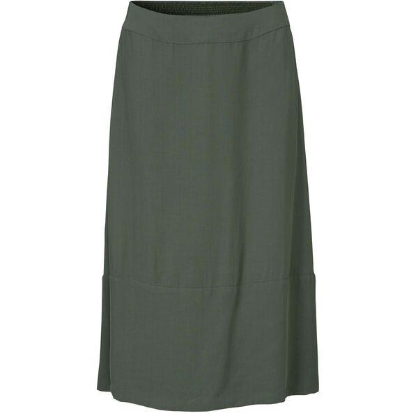 SAMIA kjol, RESEDAGREEN, hi-res