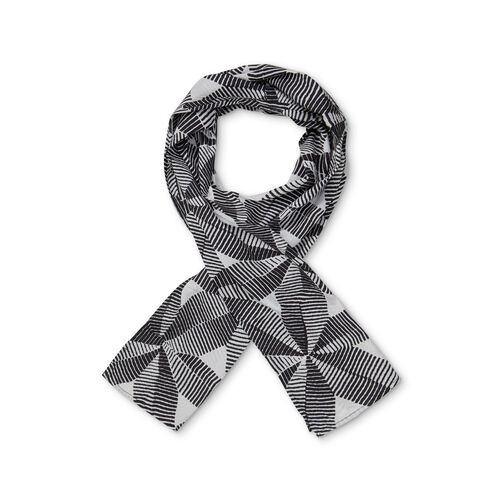 ALONG SCARF , BLACK, hi-res