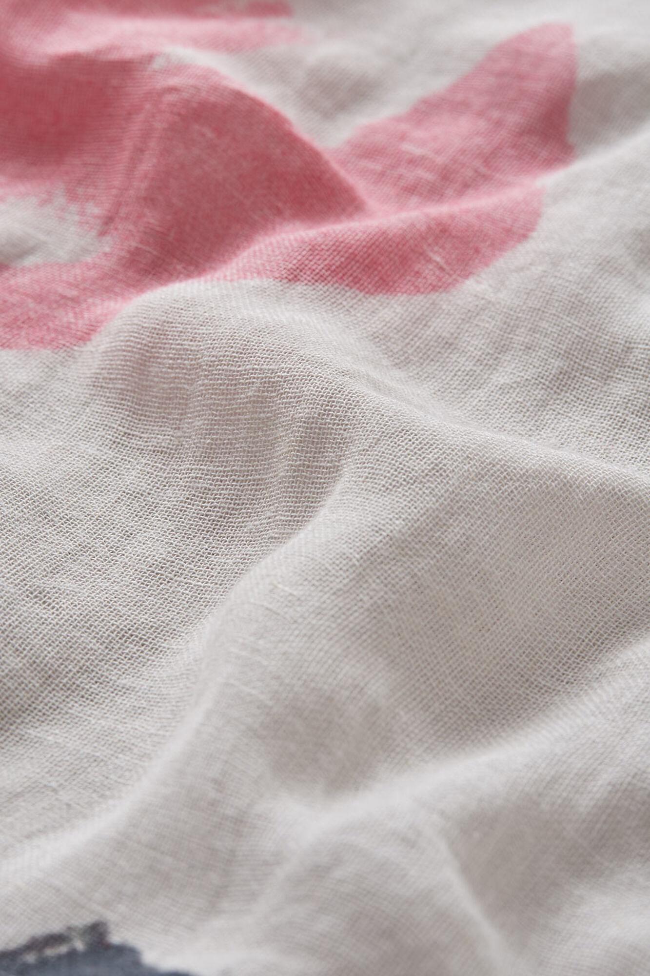 ABBELONE SCARF, Azalea Pink, hi-res