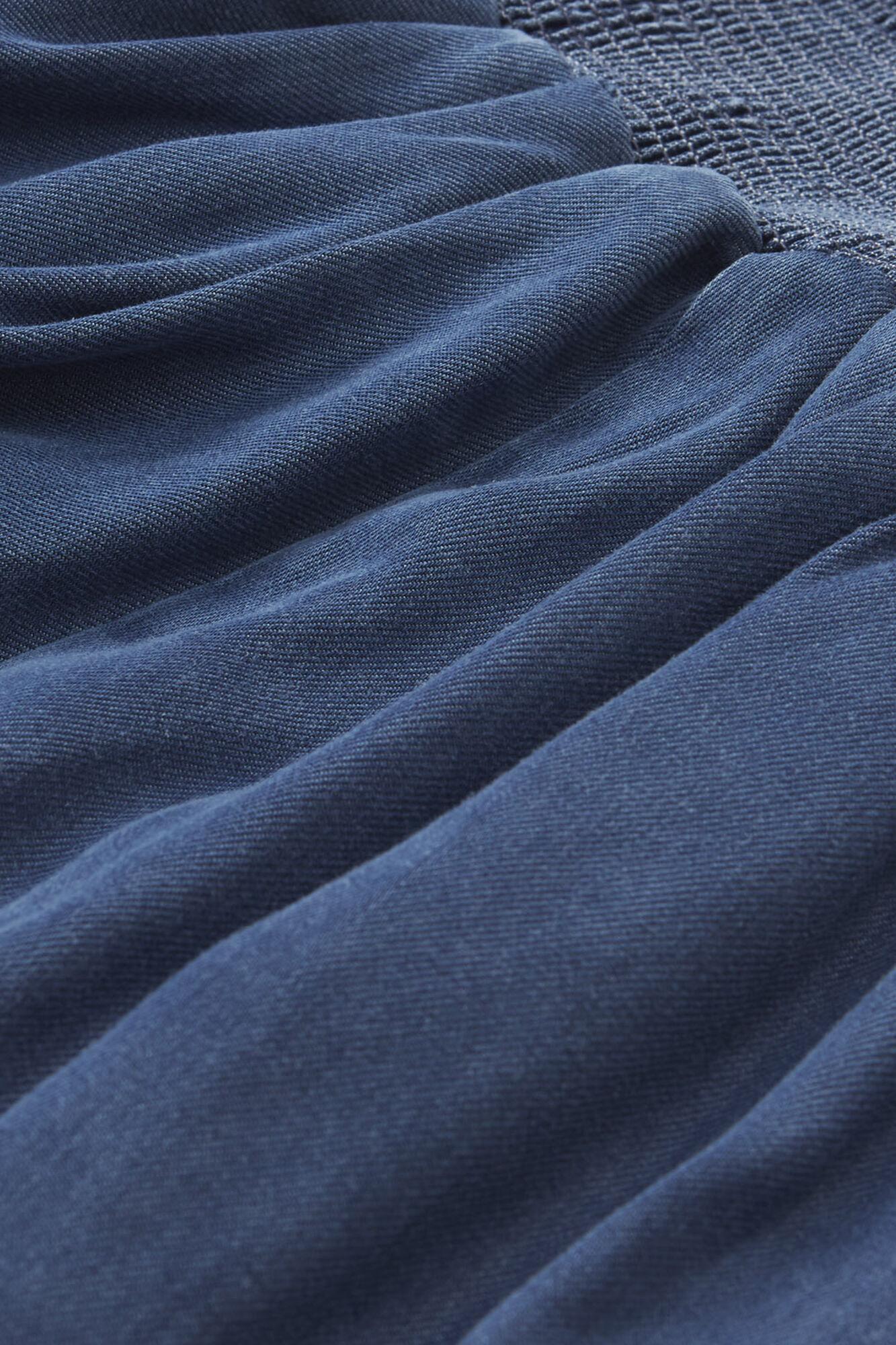 PETRONI BYXOR , Blue Denim, hi-res