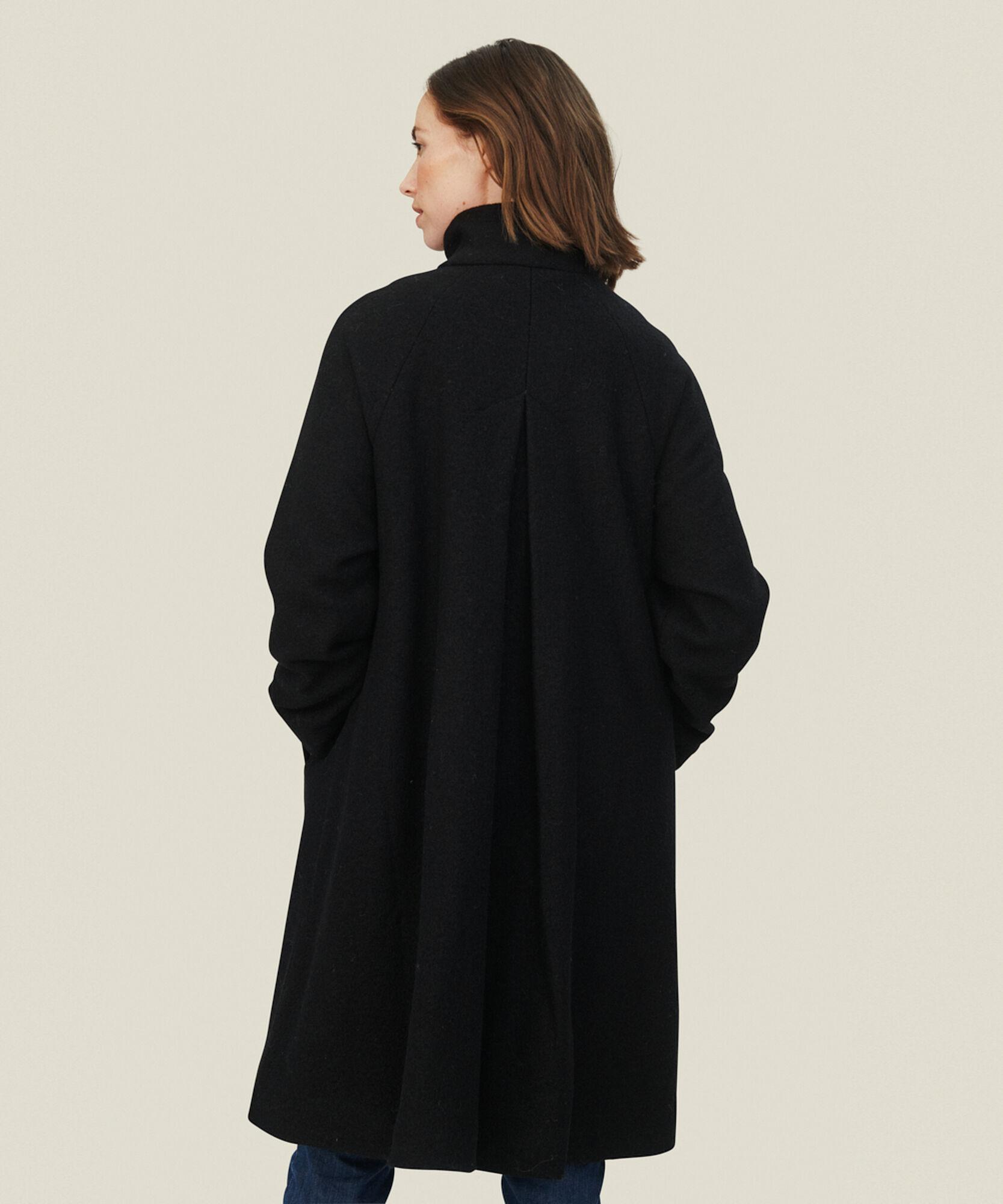 TESSA ULLKAPPA, Black, hi-res