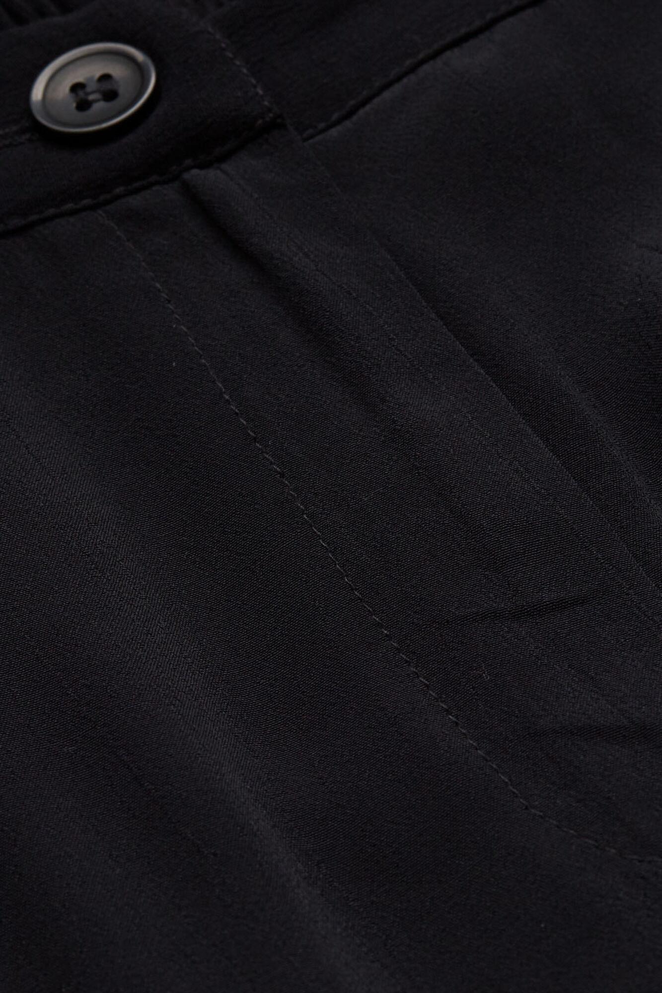 PERINUS BYXOR, Black, hi-res