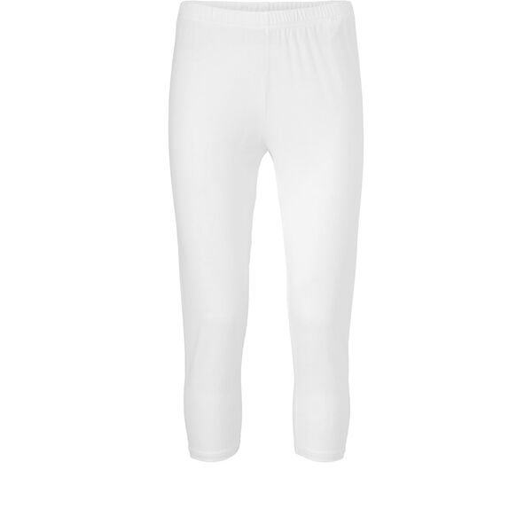 PENNIE CAPRI, WHITE, hi-res