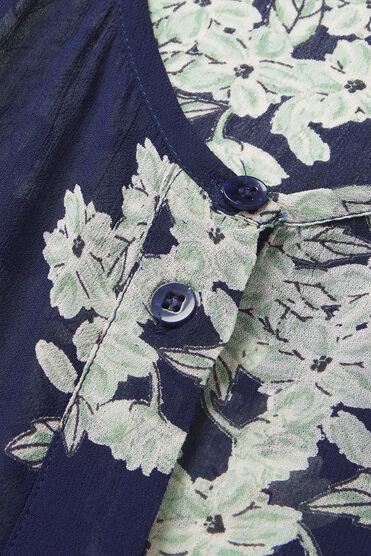 IESHA SKJORTA, Medieval blue, hi-res